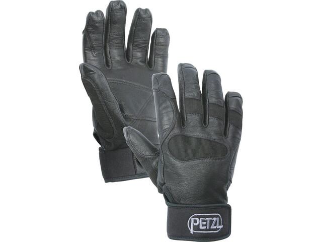 Petzl Cordex Plus Handschoenen, zwart